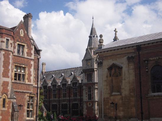Pembroke College: Pembroke