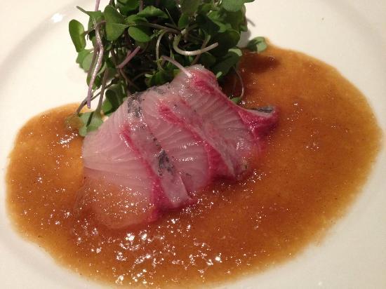 Jin Sho: sashimi