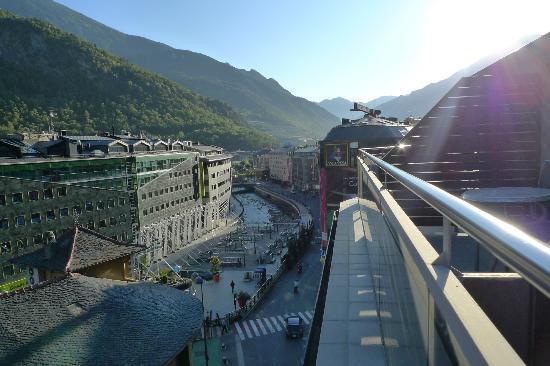NH Hesperia Andorra la Vella: то же самое