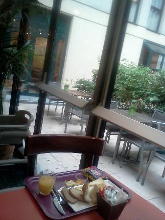 Ibis Paris Bastille Faubourg Saint Antoine 11eme: breakfast