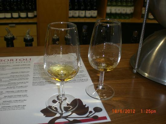 Yarra Valley: Wine tasting - jus a little pls we cant drink