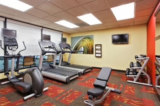 Courtyard Knoxville Cedar Bluff: Fitness Center
