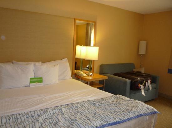 La Quinta Inn & Suites Sunrise Sawgrass Mills: Habitación comoda