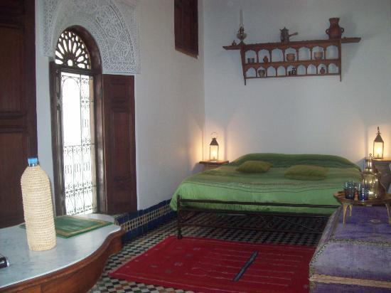 Riad Boujloud: Suite JDID