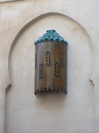 Riad Boujloud: Facade