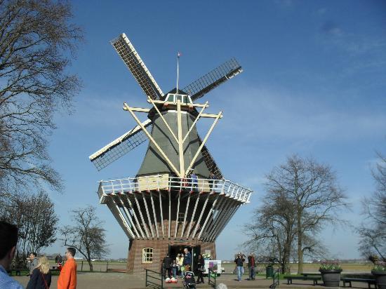 Windmill at Keukenhof