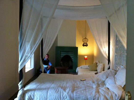 Riad Vert Marrakech: Μy room !!!