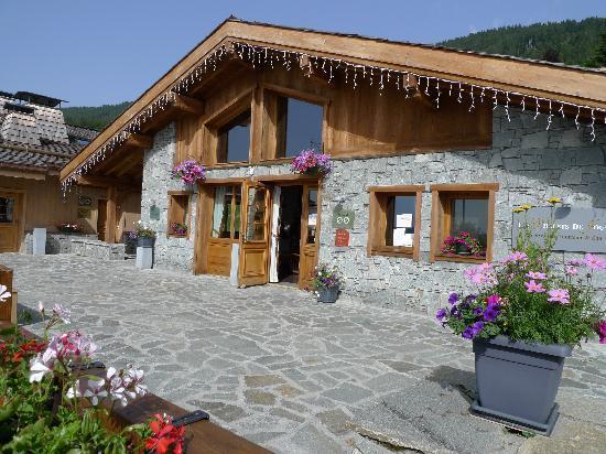CGH Residences et Spas Les Chalets de Jouvence: CGH résidence Les Chalets de jouvence