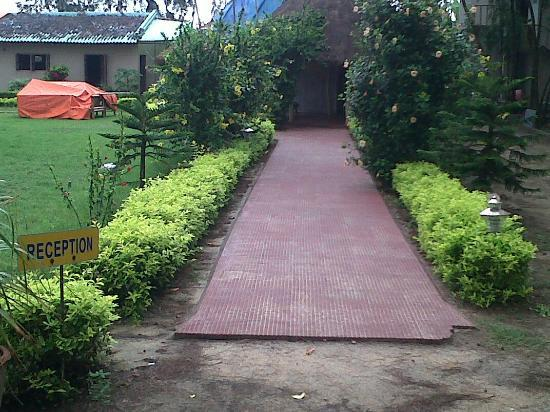 Mandarmoni, Hindistan: way to reception