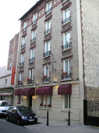 Hôtel Vivaldi : Hotel Vivaldi Aussenansicht