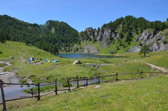 Cesana Torinese, إيطاليا: Lago Nero 