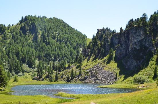 Risultati immagini per cesana lago nero