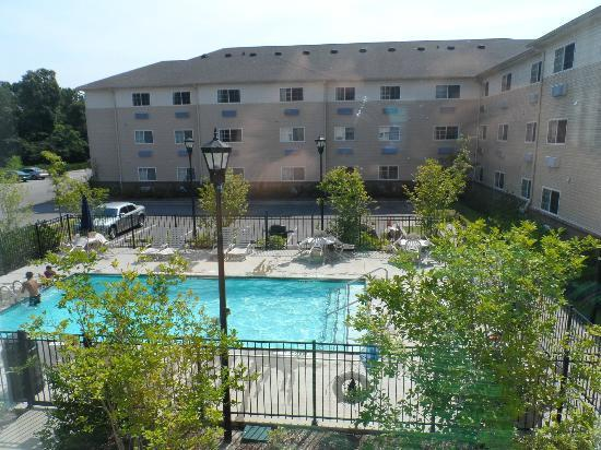 Suburban Extended Stay Airport: pool 2