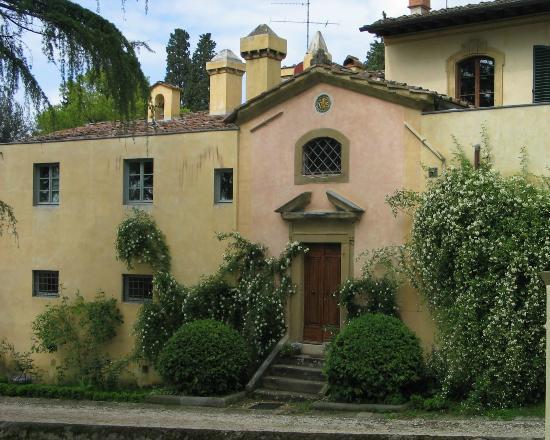 Residenza Strozzi: Chapel