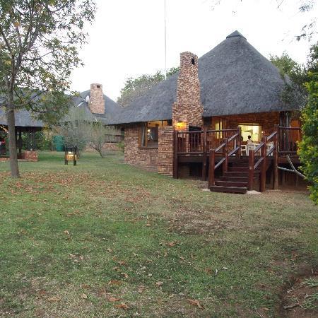 Kruger Park Lodge: Chalet