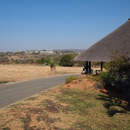 Kruger Park Lodge: Resort grounds