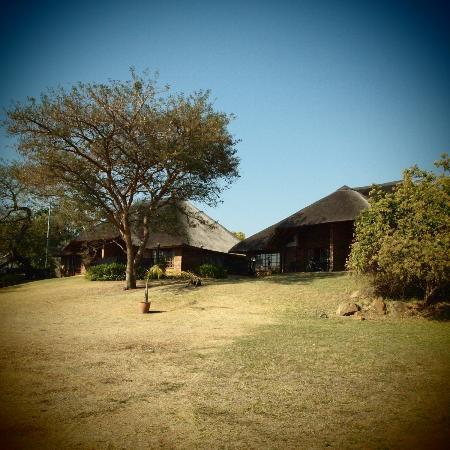 Kruger Park Lodge: Chalets