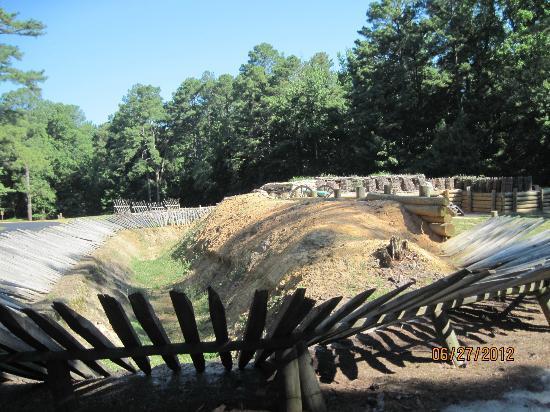 Petersburg Battlefield Driving Tour