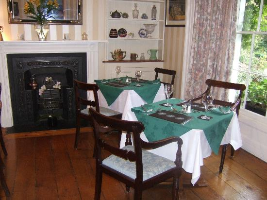 St. Vincent House: Dining Room