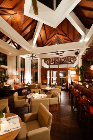 Baan Aarya : The indoor lounge