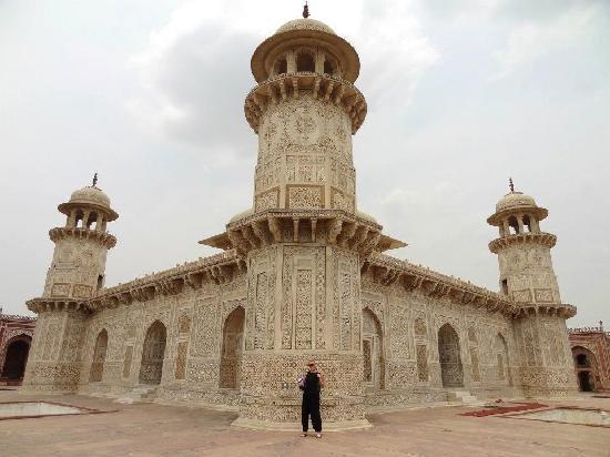 Agra, India: Baby Taj