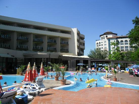 Laguna Park Hotel : Hotel