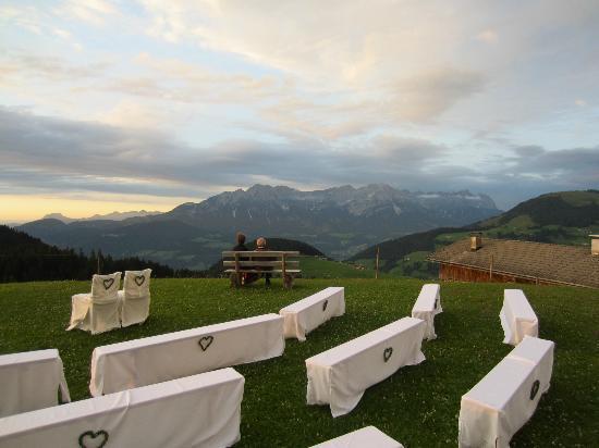 Kraftalm Gasthof: Romance lives here