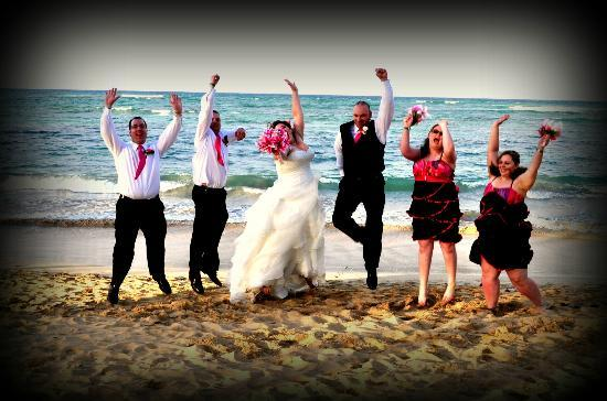 Sirenis Punta Cana Resort Casino & Aquagames: Wedding