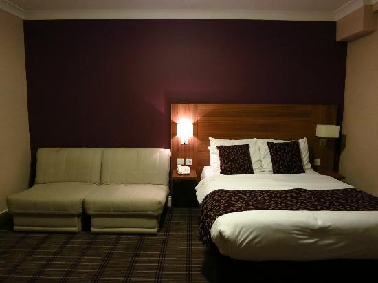 Comfort Inn Kings Cross: Rooms