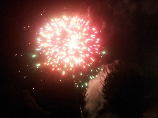 WorldMark Angels Camp: More Fireworks