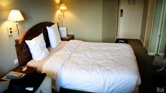Augeval Hotel: Chambre supérieure
