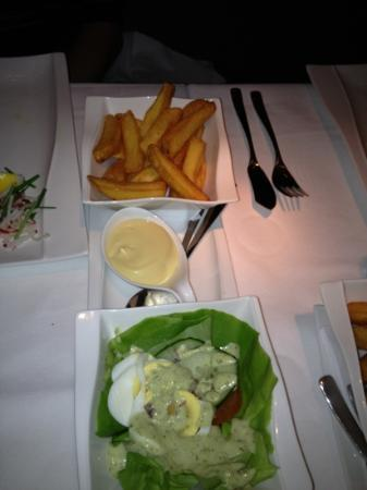 The Harbour Club Rotterdam: sides