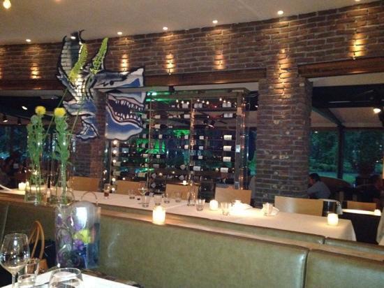 The Harbour Club Rotterdam: restaurant
