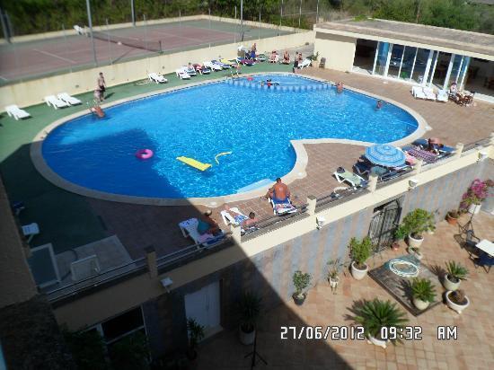 Monteverde Hotel : The pool