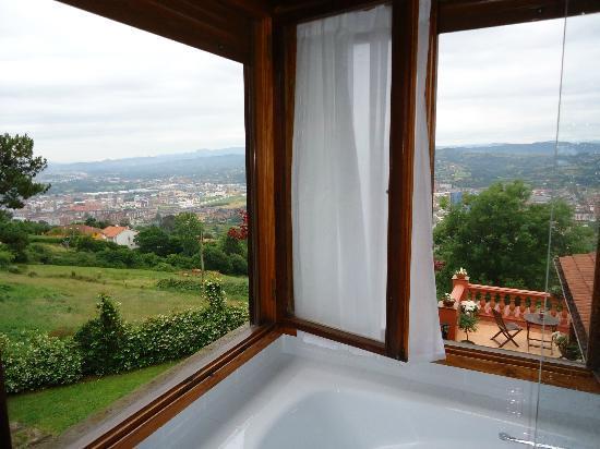 Casa Camila Hotel: Desde el baño