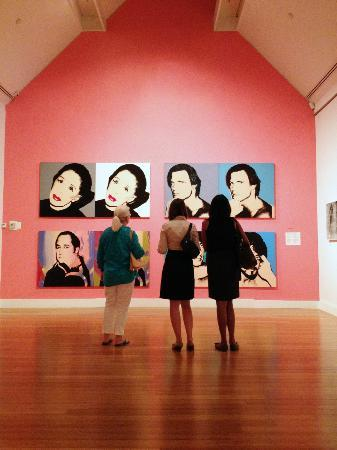 Virginia Museum of Contemporary Art : The Warhol exhibitions are on view through August 19, 2012.