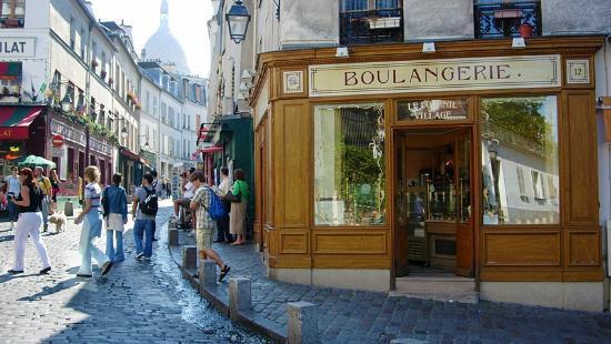 Aeon Tours : The quaint Boulangerie neighborhood
