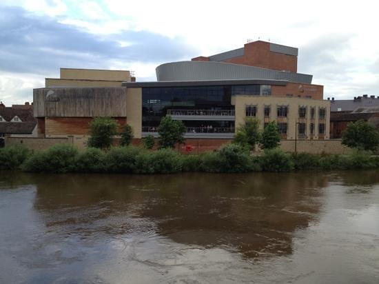 The Foundry: Theatre Severn