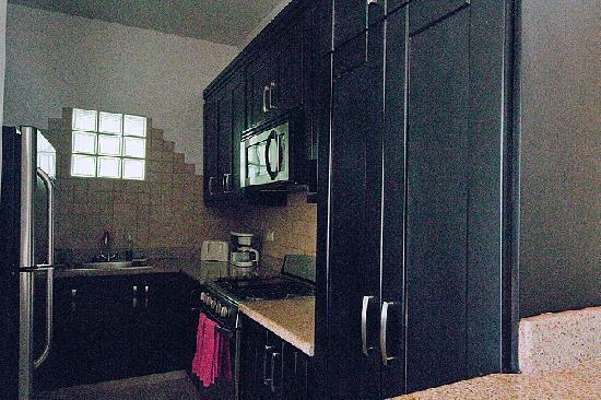 Porta Del Mare: kitchen in 3BR apartment