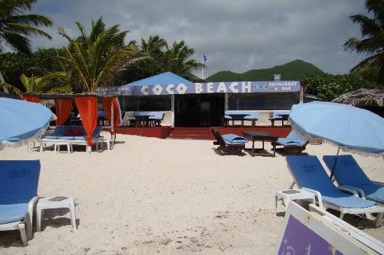 Esmeralda Resort: Coco Beach Restaurant