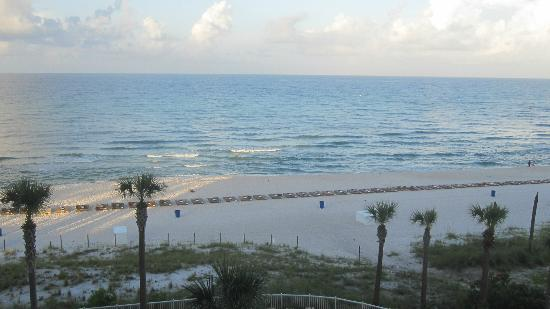 Grand Panama Beach Resort: view from spacious balcony