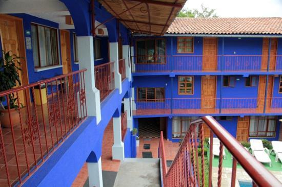 Malinalco, Mexico: Hotel.