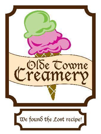 Olde Towne Creamery : Corner of Ananias Dare & Hwy 64/264