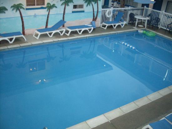 Surf Haven Motel: pool