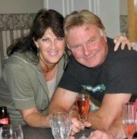 Lakeview Lodging: Owners - Marcy & Jerry
