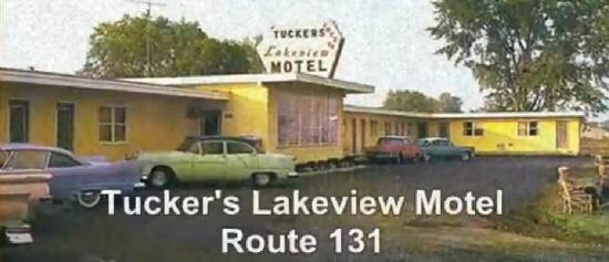 Lakeview Motel and Apartments: Blast From The Past
