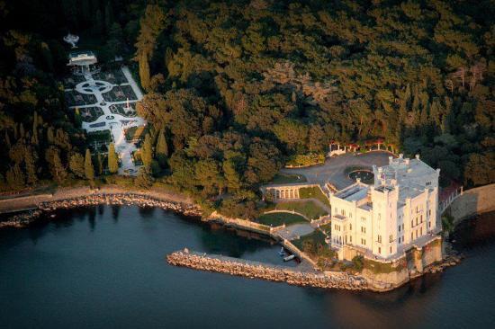 Villa Fausta B&B: Miramare