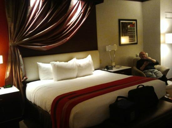 Ameristar Casino Hotel East Chicago: WONDERFUL ROOM