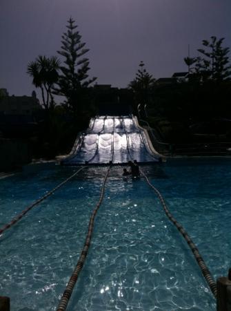 Aquamijas: fast slides