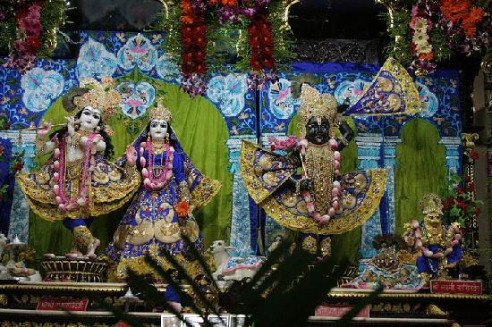 ISKCON Temple, Ahmedabad: Our Lord!